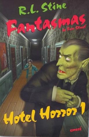 Hotel Horror 1  by  R.L. Stine