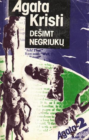 Dešimt negriukų (A. Kristi romanų biblioteka, #2) Agatha Christie
