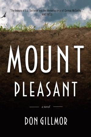 Mount Pleasant Don Gillmor