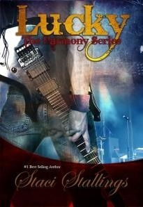 Lucky (The Harmony Series #2) Staci Stallings