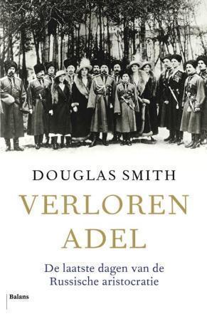 Verloren Adel  by  Douglas   Smith