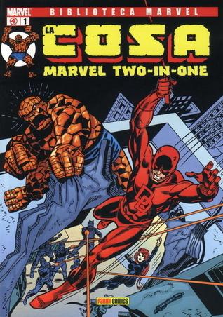 Biblioteca Marvel Two-in-one: La Cosa #1  by  Steve Gerber