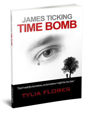 James Ticking Time Bomb  by  Tylia Flores