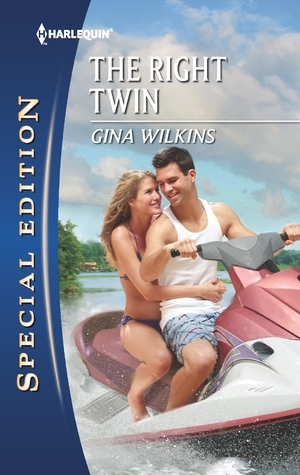 The Right Twin  by  Gina Wilkins
