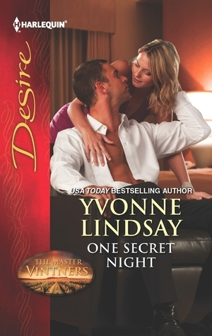 One Secret Night (The Master Vintners #3)  by  Yvonne Lindsay