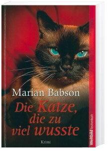 Die Katze, die zu viel wusste  by  Marian Babson