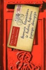 Gernsio literatūros ir bulvių lupenų pyrago draugija Mary Ann Shaffer