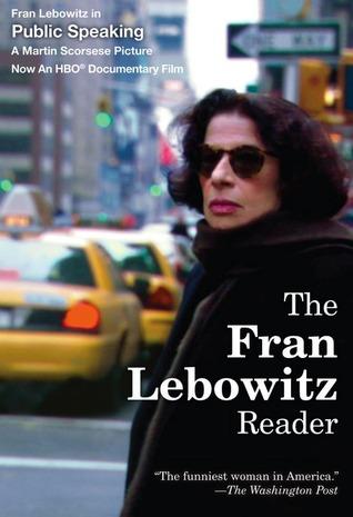 Progress Fran Lebowitz