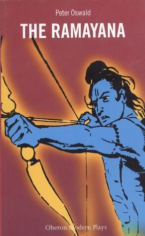 The Ramayana  by  Peter Oswald