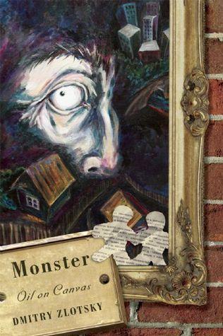 Monster: Oil on Canvas Dmitry Zlotsky