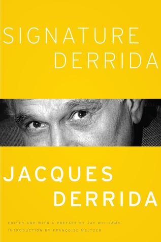 Signature Derrida  by  Jacques Derrida