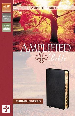 Amplified Bible Indexed  by  Anonymous