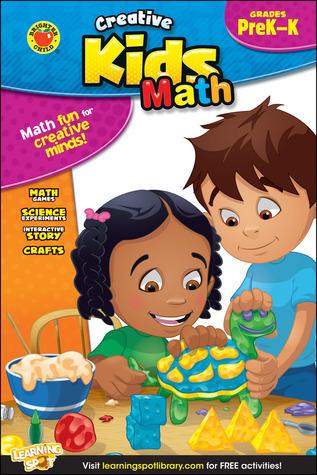 Math, Grades PK - K Carson-Dellosa Publishing
