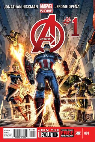Avengers #1 (Marvel Now!) Jonathan Hickman