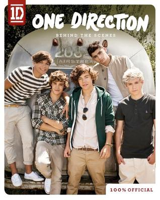 One Direction: Behind the Scenes  by  One Direction