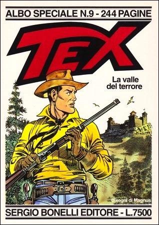 Tex Tome 11 : Lultime frontière Claudio Nizzi