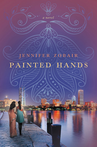 Painted Hands Jennifer Zobair