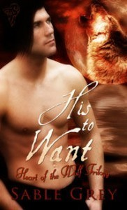 His to Want  by  Sable Grey