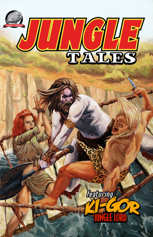 Jungle Tales Volume 1 Duane Spurlock