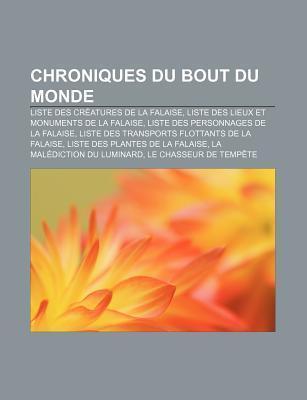 Chroniques Du Bout Du Monde Livres Groupe