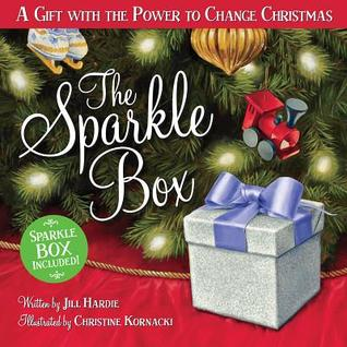 The Sparkle Box  by  Jill Hardie