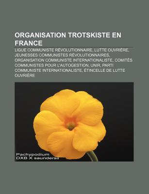 Organisation Trotskiste En France Livres Groupe