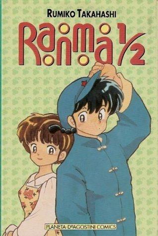 Ranma ½ (Ranma 1/2, volumen 1)  by  Rumiko Takahashi