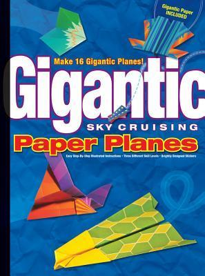 Gigantic Sky Cruising Paper Planes  by  Flying Frog Publishing