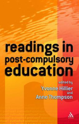 Readings In Post Compulsory Education: Research In The Learning Skills Sector Yvonne Hillier