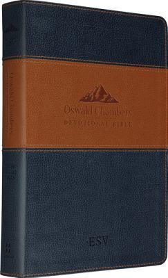 Oswald Chambers Devotional Bible-ESV  by  Anonymous