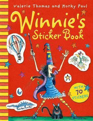 Winnies Sticker Book  by  Valerie Thomas