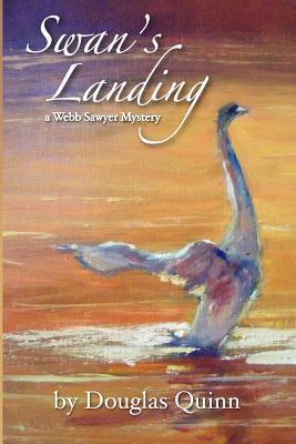 swans landing  by  Douglas Quinn
