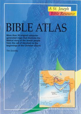 Bible Atlas Tim Dowley