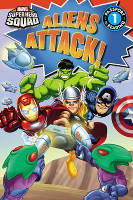 Super Hero Squad: Aliens Attack! Lisa  Shea