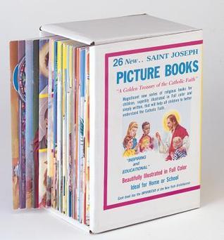 St. Joseph Picture Books (Set of 26 Books) Catholic Book Publishing Corp.