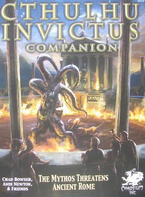 The Cthulhu Invictus Companion  by  Chad Bowser