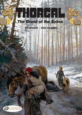 The Brand of the Exiles: Thorgal Vol. 12  by  Grzegorz Rosiński