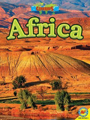 Africa, with Code  by  Linda Aspen-Baxter