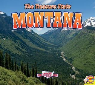 Montana, with Code: The Treasure State  by  Krista McLuskey