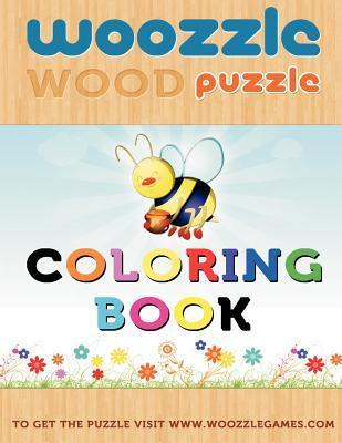 Woozzle Wood Puzzle Coloring Book  by  Huzefa L