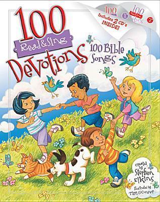 100 Devotions, 100 Bible Songs Stephen Elkins