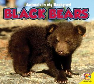 Black Bears with Code Pamela McDowell