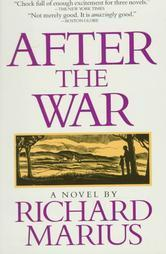 After The War  by  Richard Marius