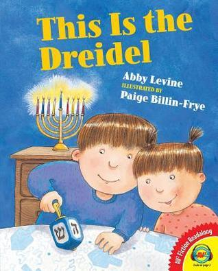 This Is the Dreidel, with Code  by  Abby Levine