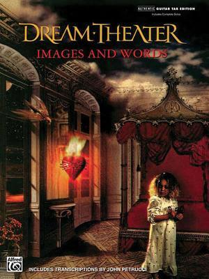Dream Theater: Images & Words: Personality Book Dream Theater