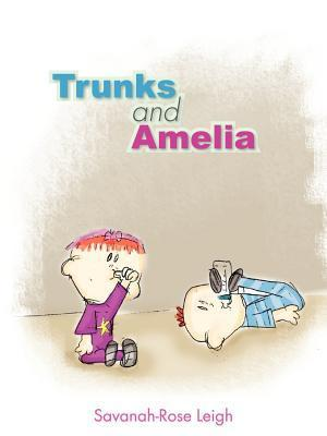 Trunks and Amelia  by  Savanah-Rose Leigh