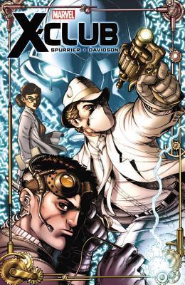 X-Men: X-Club  by  Si Spurrier