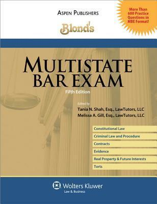 Blonds Multistate Bar Exam, 5th Ed.  by  Neil C. Blond