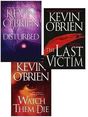 Disturbed/The Last Victim/Watch them Die  by  Kevin OBrien