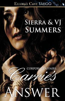 Carries Answer Violet Summers